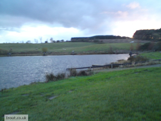 Rosslynlee Trout Fishery