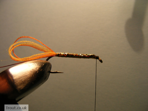 The Taxidermist Fly Step 5